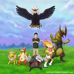 Ryan Pokemon Team