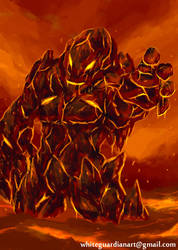 Summon Lava Giant