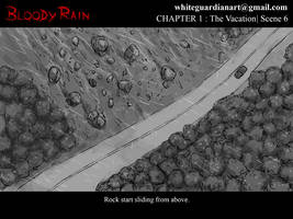 Bloody Rain Chapter 1 The Vacation Scene 6