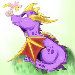 Spyro Doodle