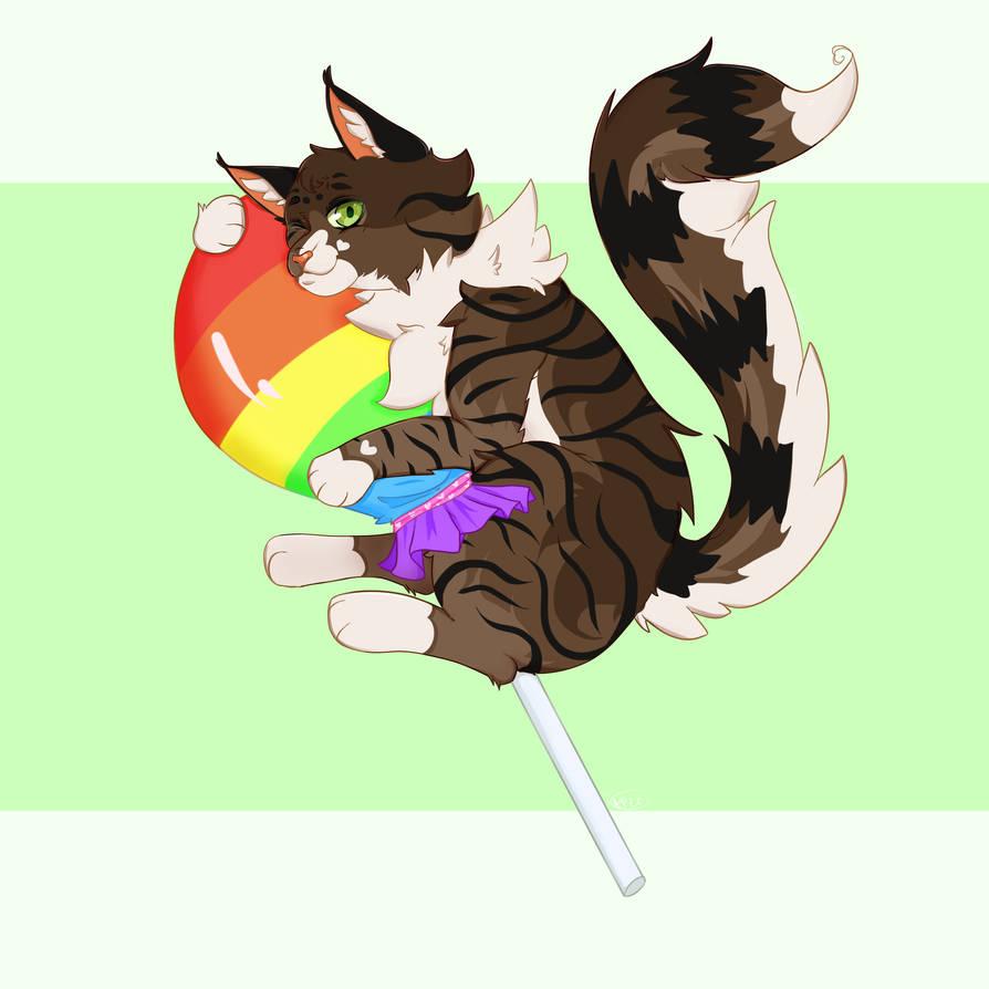 [C] Sugarheart Gay Pride YCH