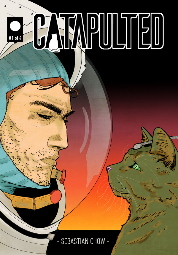 Cover for Catapulted - Colors by Sebastian-Chow