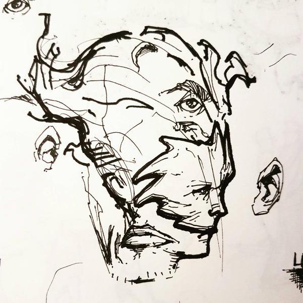 Sketch vs Sketch vs Sketch by Sebastian-Chow