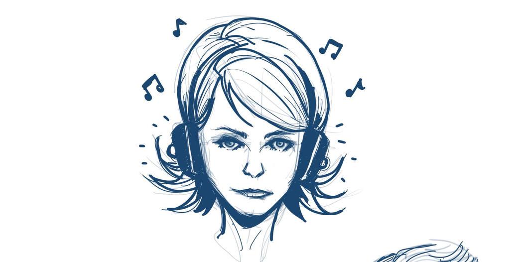 Can't hear youuu by Sebastian-Chow