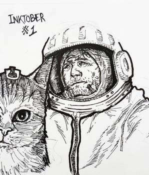 Inktober #1