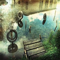 Dock for birds by BobRock99