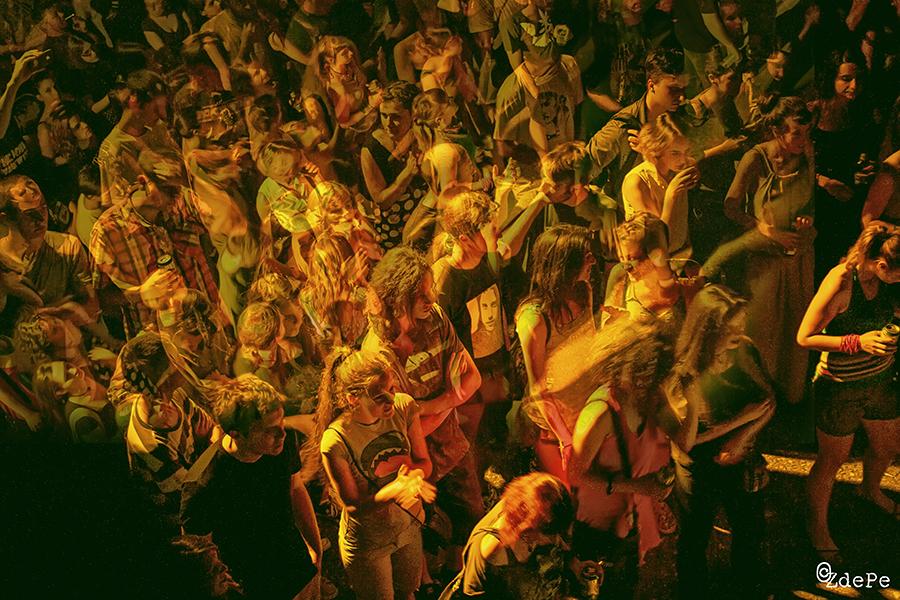 Crowd by BobRock99