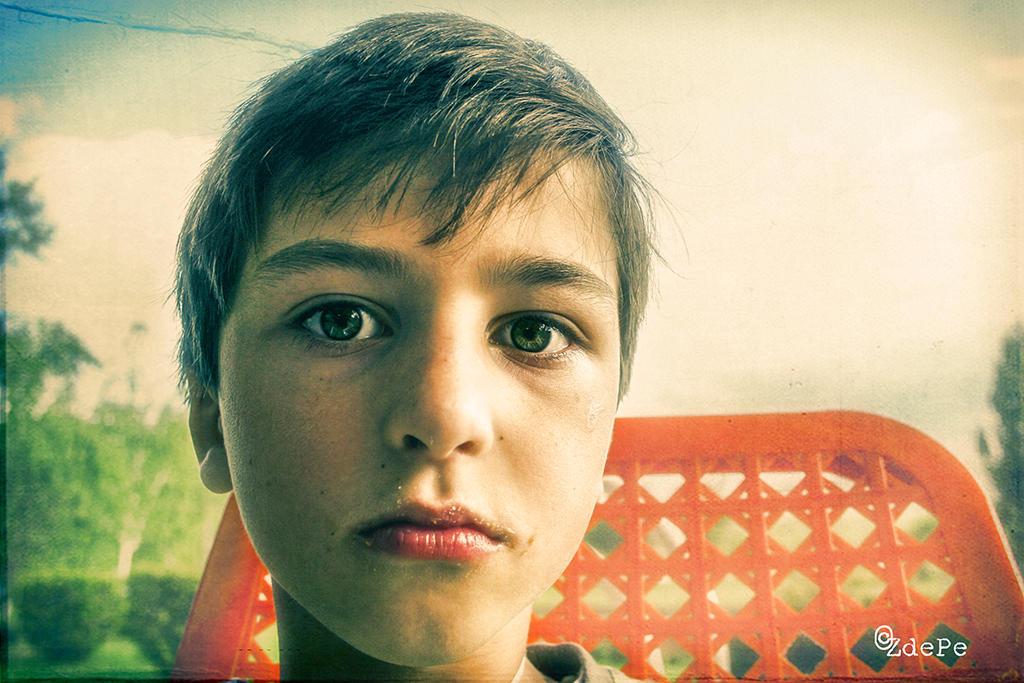 Boy 3 by BobRock99