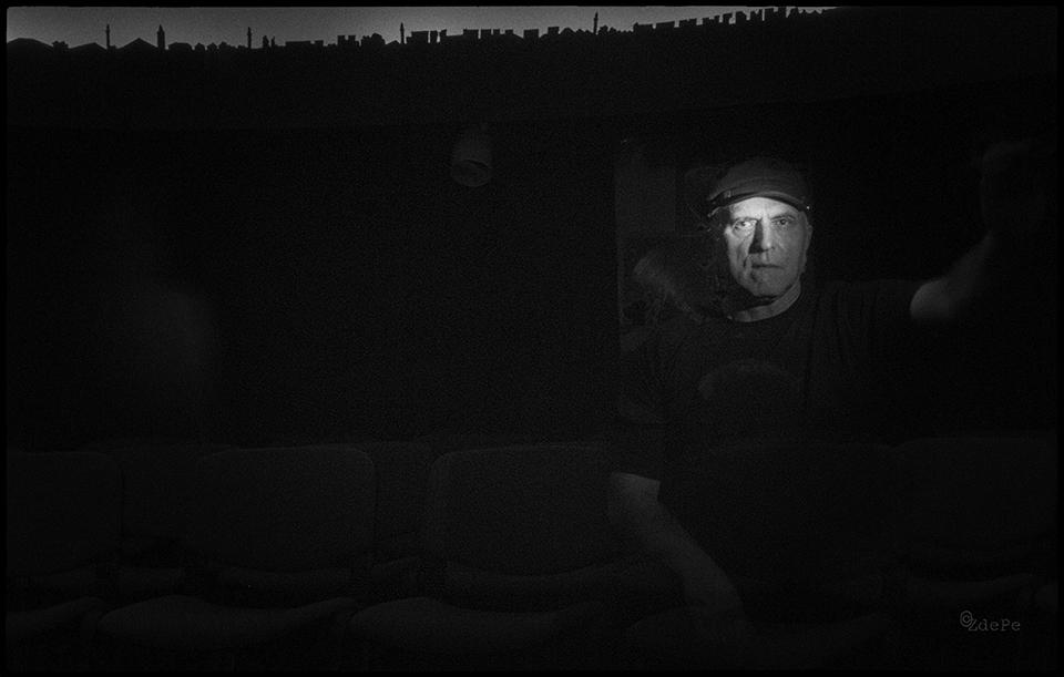 Koko in the dark city by BobRock99