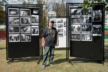 me and my exhibition