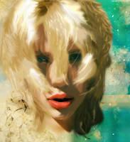 Ms. Johansson by hazel051