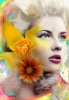 Ms. Johansson Deux by hazel051
