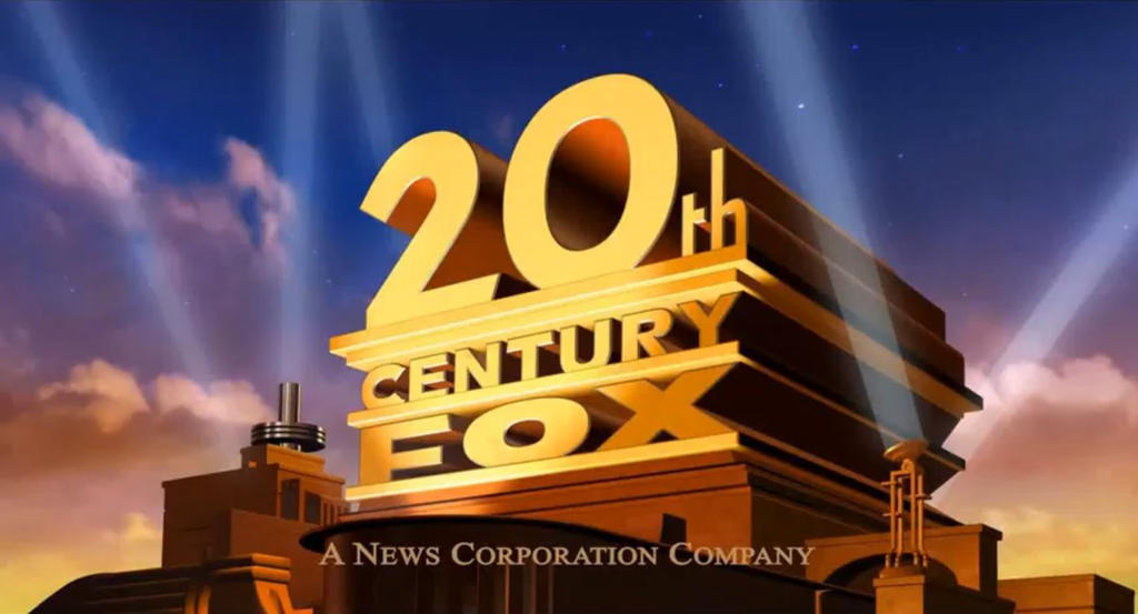 20th Century Fox Vipid Edited with a TCF 1994 font by