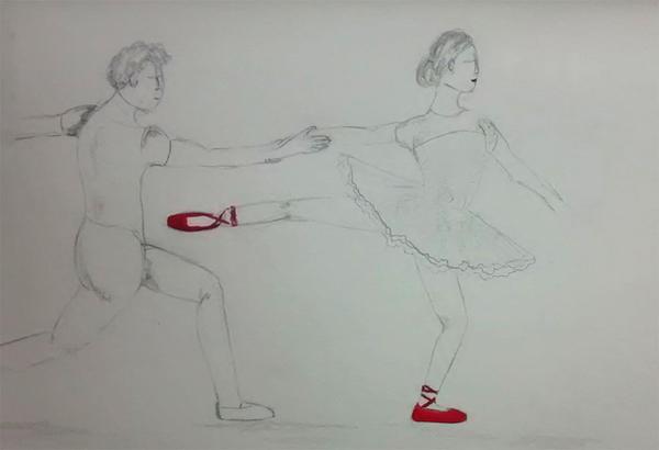 Dance until death do us part. by CassandraArtemis