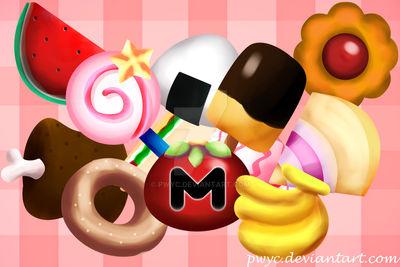 Kirby Snacks