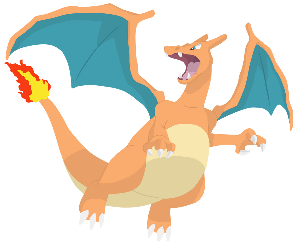 #006 Charizard by AbsoL-G