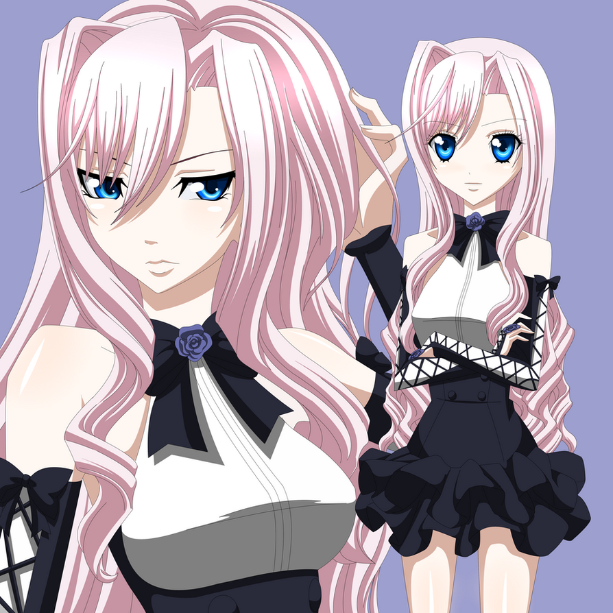 Shugo Chara Oc Older Eloise By Animerper1998 On Deviantart