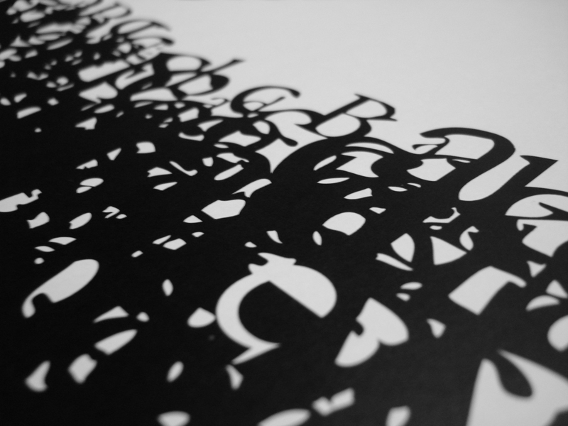 Typography Photo by fadiawwad