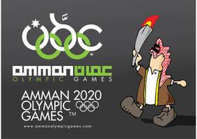 Amman 2020 Olympic Games 06 by fadiawwad