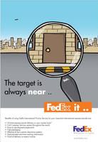Fedex Ad by fadiawwad