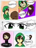 I DIDN'T STEAL THEM!! by DrezzyAnHUE