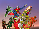 Justice League Earth 2 - DC2