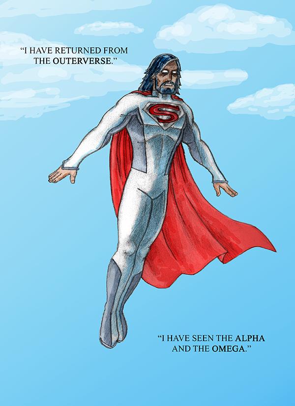 Superman: The Return by herrenmedia
