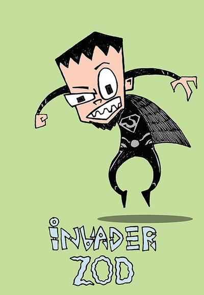 Invader Zod by herrenmedia