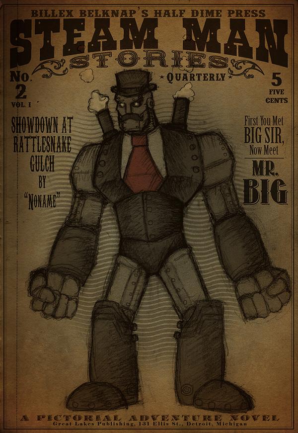 Mr. Big by herrenmedia