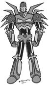 Major Robo by herrenmedia