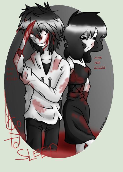 Creepypasta Jane The Killer Meets Jeff The Killer | www ...