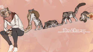 Elya and his babies