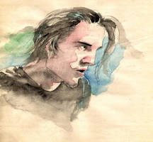 Mike Patton by MelanocetuS
