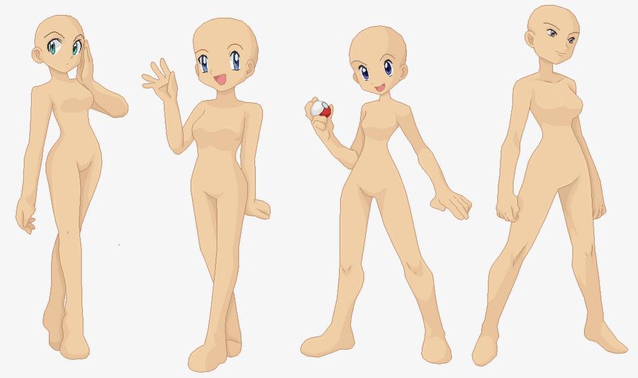base Pokemon girl