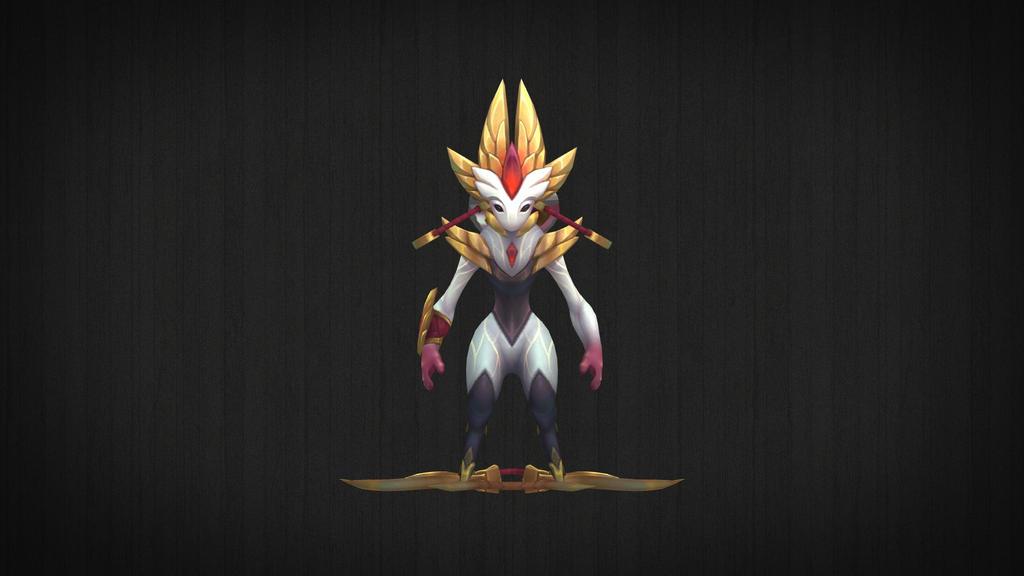 Shadowfire Kindred - 3D Model + DL