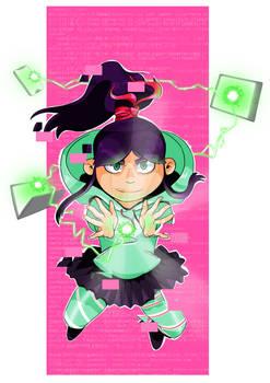 Vanellope - My Princess Academia