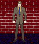 Tom Ripley by Dhacxaahsvost