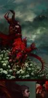 Scarlet Beast by Jujika