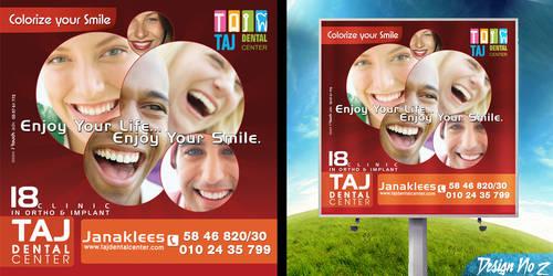 Taj Dental Center Lightbox No2 by BlueAngelDesigns