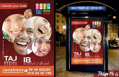 Taj Dental Center Lightbox No4 by BlueAngelDesigns