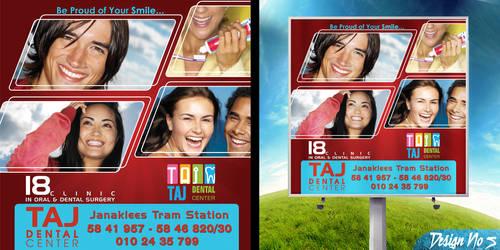 Taj Dental Center Lightbox No6 by BlueAngelDesigns