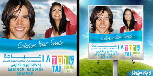 Taj Dental Center Lightbox No7 by BlueAngelDesigns