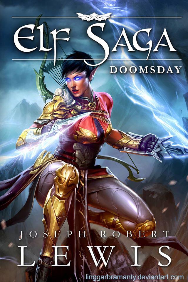 Elf Saga 1# by linggarbramanty