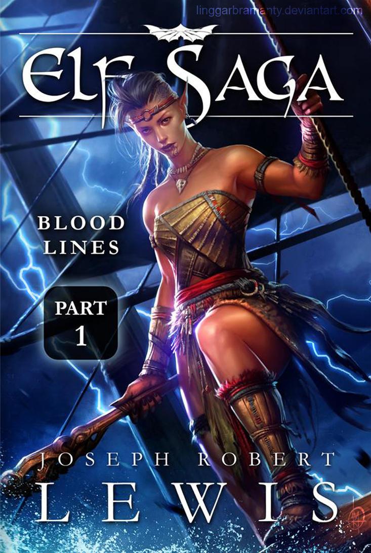 Elf Saga #2 by linggarbramanty
