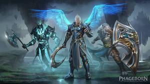 Ascended Faction