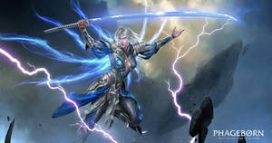 Elonia, the Angel of retribution