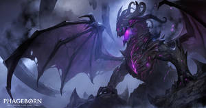 Zixeron, the bringer of Enervation