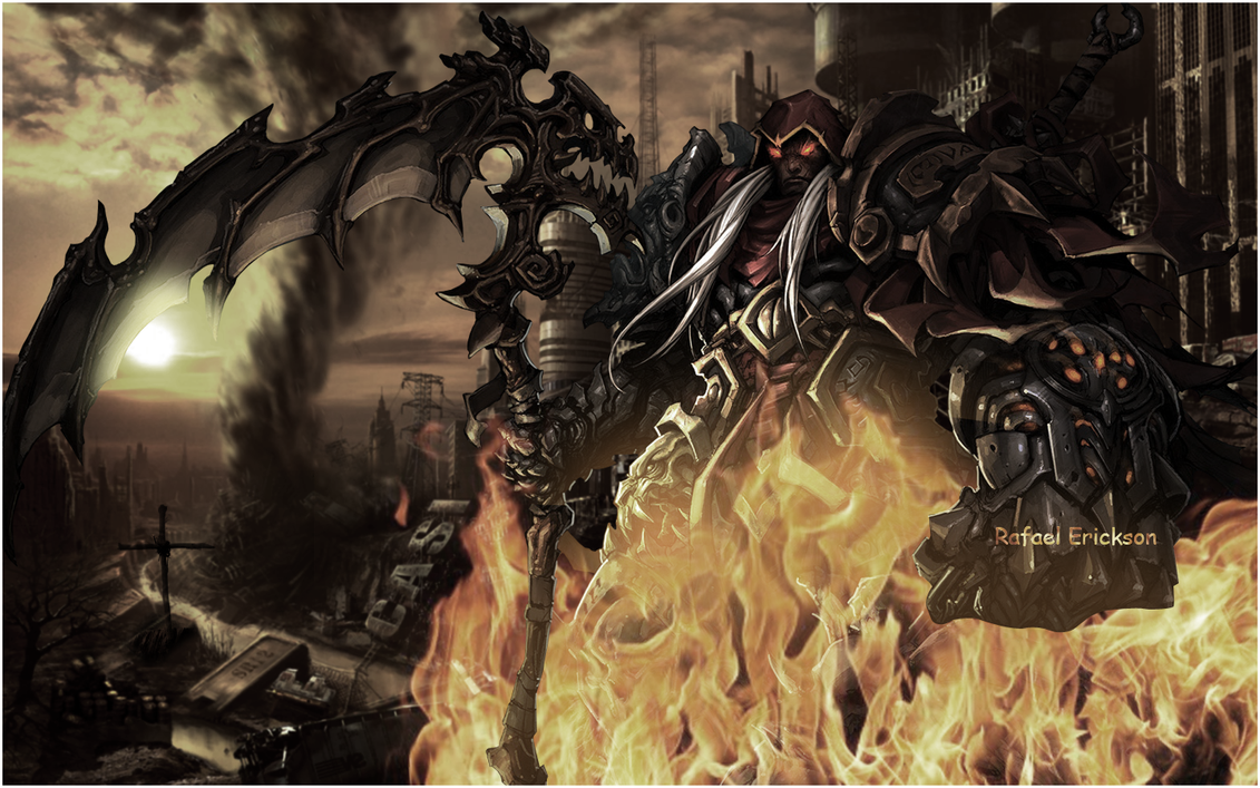Darksiders War Wallpaper By: War Darksiders By XRafaeL On DeviantArt
