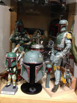 Boba Fett Collection 2014 - 4