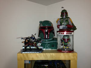 Boba Fett Collection 2014 - 1
